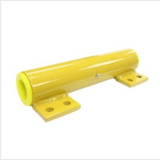 Angle, Conv Yellow UHMW Rail 5ft Length